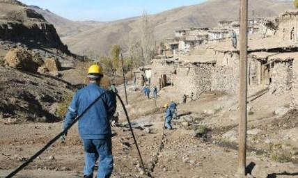 ۱۱ روستای زیر ۱۰ خانوار آذربایجانغربی برقرسانی میشود